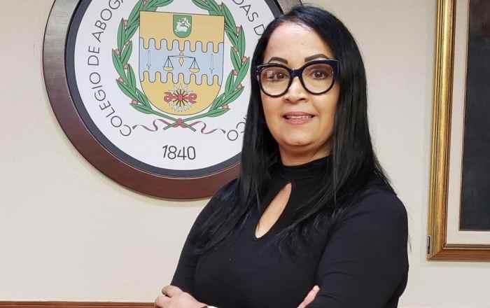 Una mujer es la nueva presidenta del Colegio de Abogados y Abogadas