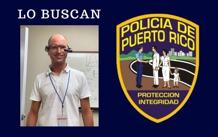 Desconocen paradero de alemán que trabaja en Puerto Rico