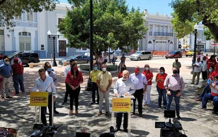 Prometen desarrollo del megapuerto y aeropuerto de Ponce