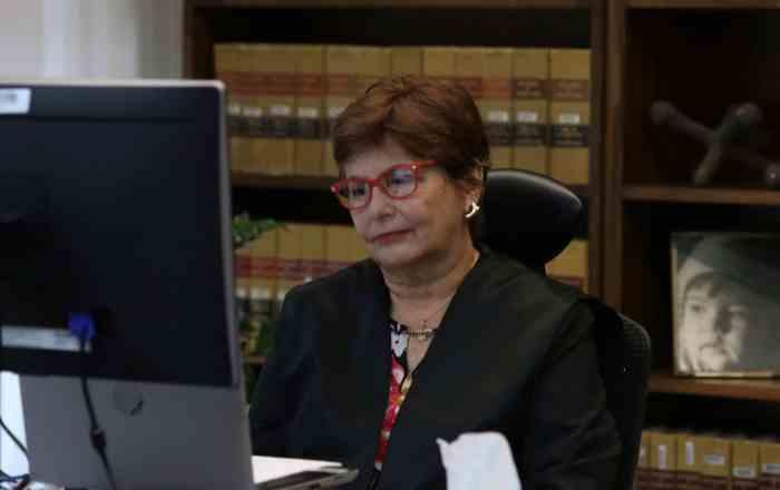 Supremo celebra sesión especial en despedida de juez Anabelle Rodríguez