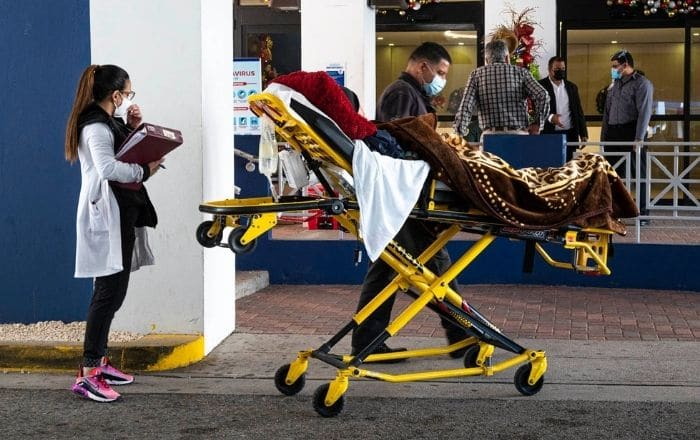Hospitales incrementarán medidas de seguridad ante repunte de Covid