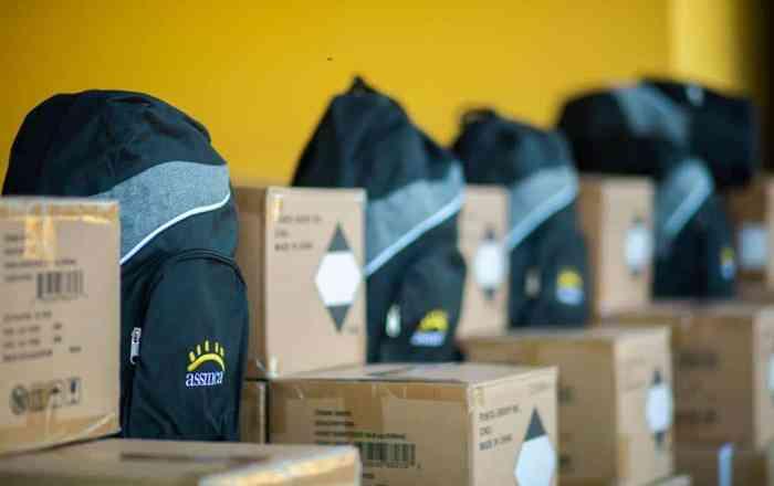 ASSMCA provee equipo de protección contra COVID-19 a personas sin hogar