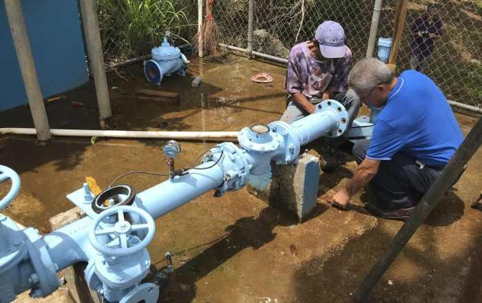 Repararán 12 bombas de irrigación en Santa Isabel
