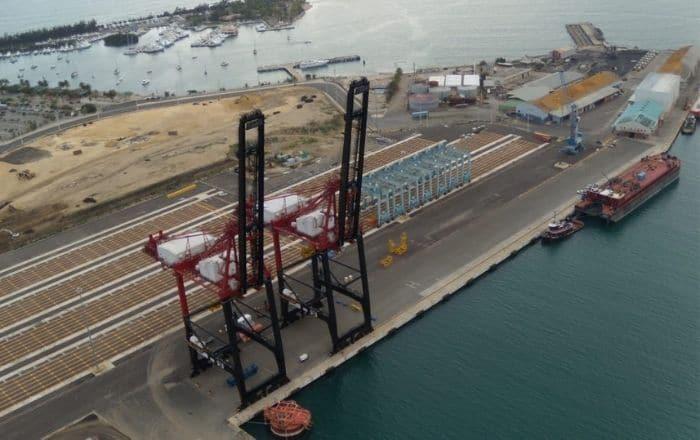 Ponce impulsa el Puerto Las Américas para la entrada de carga