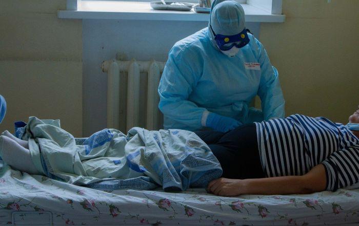 Suman otros 549 casos, 6 muertes y 301 hospitalizados por Covid