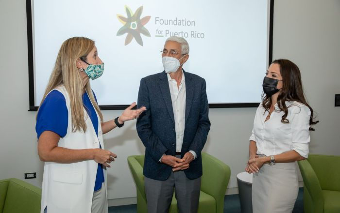 Alexandra Lúgaro liderará Centro de Innovación Estratégica de Foundation for Puerto Rico