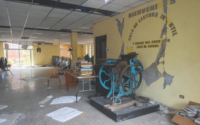 Guayanilla busca crear consorcio para reconstrucción