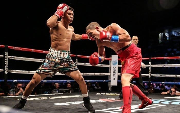 Boxeador salinense peleará en marzo
