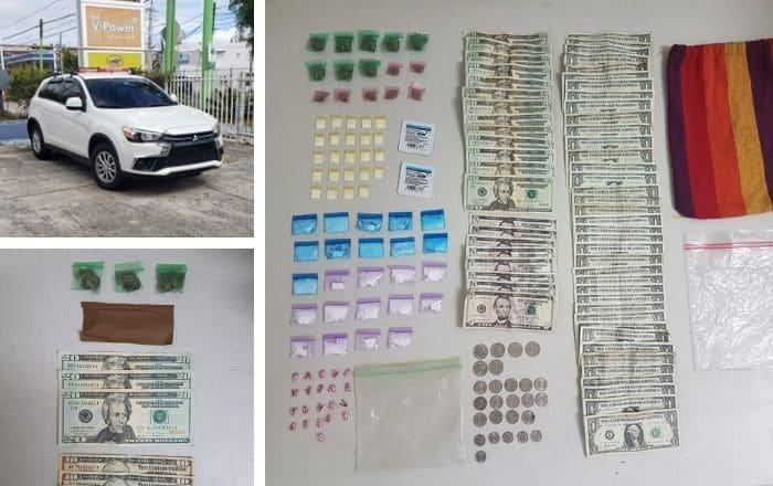 Ocupan drogas en Guayanilla