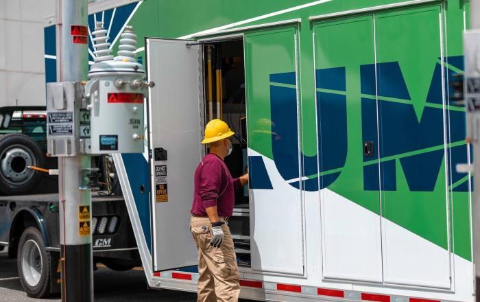 Suministros de plantas generatrices pasan a manos de LUMA
