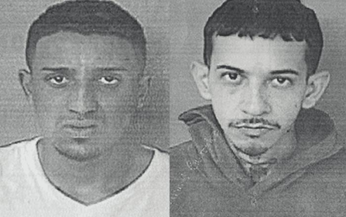 Radican cargos contra dos hombres por poseer armas, municiones y drogas