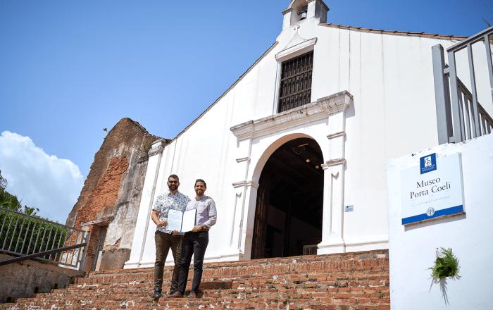 ICP firma acuerdo con el municipio de San Germán