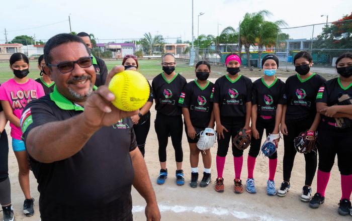 Salinas Softball Academy: cuna de valores