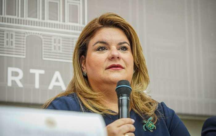 Jenniffer González anuncia $48.5 millones para infraestructura y educación