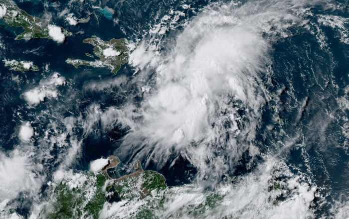 Grace fue degrada a depresión tropical