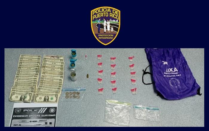 Arrestan a 3 mujeres con 75 cápsulas de 'crack'