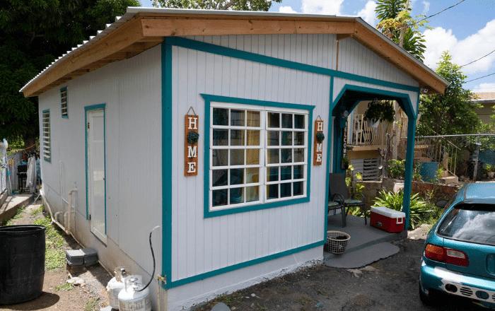Salinas: Reparan 44 casas afectadas por huracán María
