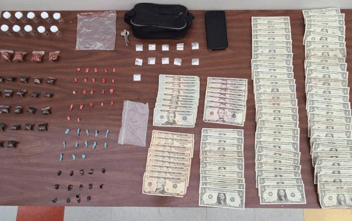 Arrestan operador de punto de drogas en Ponce