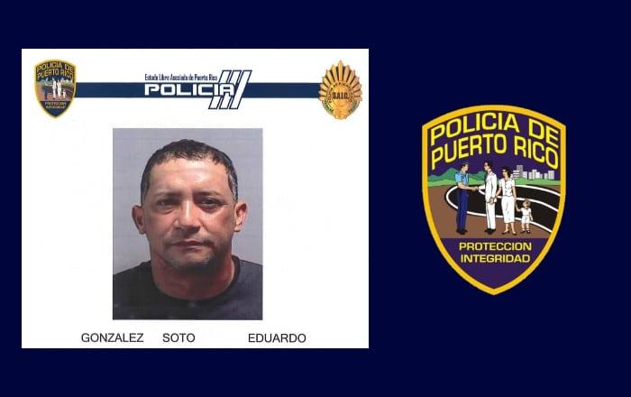 Amenazó de muerte a compañera y lo arrestaron al llegar al aeropuerto