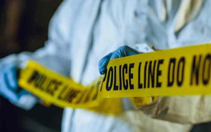 Hallan el cuerpo baleado de un hombre
