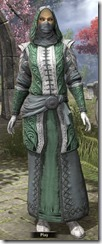 Abah's Watch Robe - Female Front