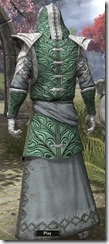 Abah's Watch Robe - Male Back