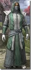 Abah's Watch Robe - Male Front