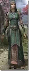 Akaviri Homespun Robe - Female Front