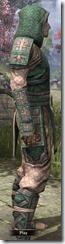 Akaviri Homespun Shirt - Male Side