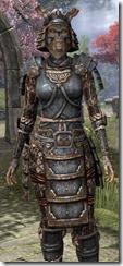 Akaviri Iron - Female Close Front