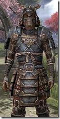 Akaviri Iron - Male Close Front