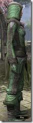 Ancient Elf Homespun Shirt - Female Side