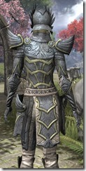 Ancient Elf Iron - Female Close Back