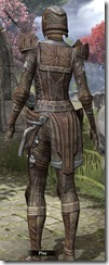 Ancient Elf Rawhide - Female Back