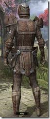 Ancient Elf Rawhide - Male Back