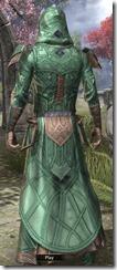 Ancient Orc Homespun Robe - Male Back