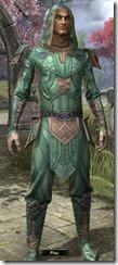 Ancient Orc Homespun Shirt - Male Front