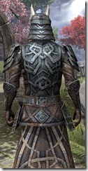 Ancient Orc Iron - Male Close Back