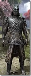 Ancient Orc Iron - Male Front