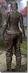 Ancient Orc Rawhide - Female Back