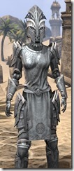 Apostle Iron - Female Close Front