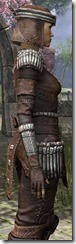 Argonian Iron - Female Close Side