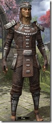 Argonian Iron - Male Front