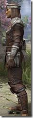 Argonian Iron - Male Side