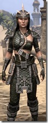 Argonian Leather - Female Close Front