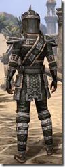 Argonian Leather - Male Rear