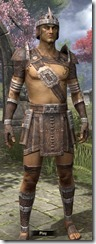 Argonian Rawhide - Male Front
