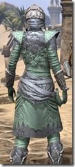 Ashlander Homespun - Female Shirt Close Back