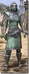 Ashlander Homespun - Female Shirt Front