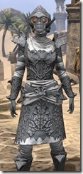 Ashlander Iron - Female Close Front